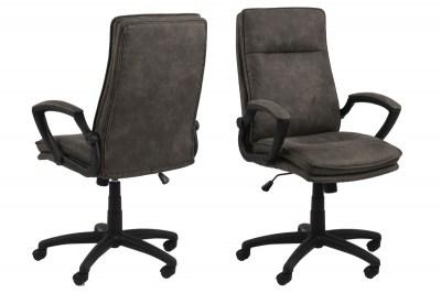Kancelárska stolička Nastassia, antracitová