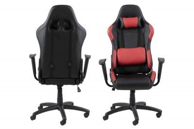 Kancelárska stolička Natalee, čierna