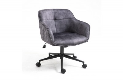 Kancelárska stolička Natasha tmavosivá