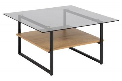 Konferenčný stolík Akiva divý dub 80 cm