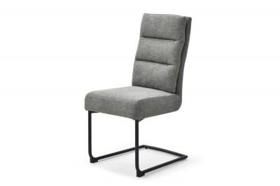 Konzolová stolička Frank sivá