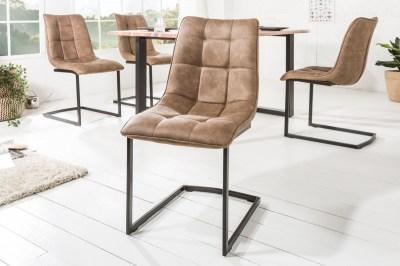 Konzolová stolička Gunner taupe