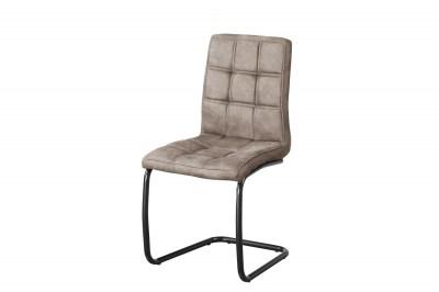 Konzolová stolička Modern vintage taupe