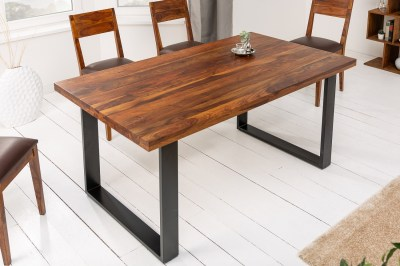 Luxusný jedálenský stôl Palace II 180 cm Sheesham