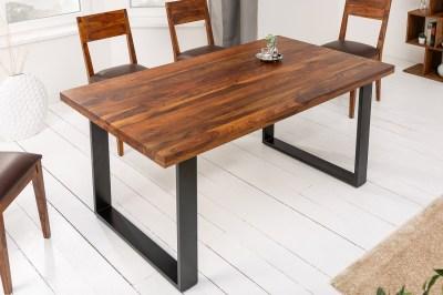 Luxusný jedálenský stôl Palace II 200 cm Sheesham