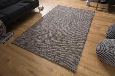 Dizajnový koberec Arabella 250x155 antracit