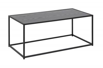 Moderný konferenčný stolík Akello, čierna