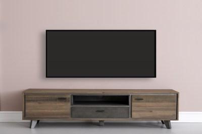 Moderný TV stolík Aaron, 160 cm