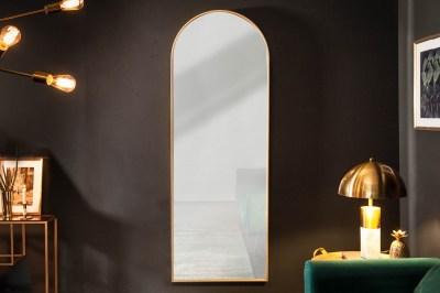 Nástenné zrkadlo Cason 170 cm zlaté