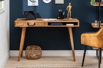 Písací stôl Nostalgic 120 cm mango