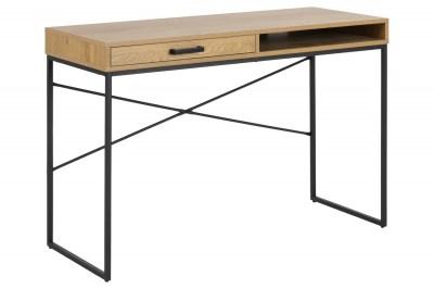 Písací stôl Naja 110 cm divý dub