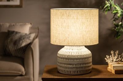 Stolová lampa Dylan I 47 cm béžová