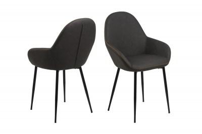 Štýlová stolička Alard, holubičia sivá