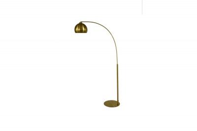 Štýlová stojanová lampa Arch 205 cm zlatá