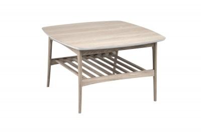 Štýlový konferenčný stolík Akim, 80 cm