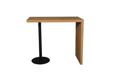 Štýlový barový stôl Neat dubový vzor