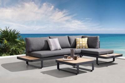 Záhradná rohová zostava HIGOLD - Caribbean Corner Lounge Olefin