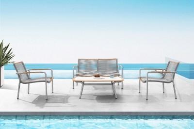 Záhradná zostava HIGOLD - Pioneer Lounge Stainless steel