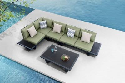 Záhradná zostava HIGOLD - Sophia 2.0 Corner Lounge Olefin